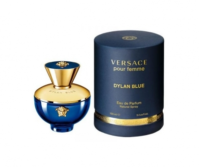ادو پرفیوم زنانه Versace Pour Femme Dylan Blue ورساچه