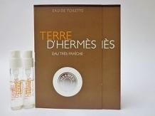 TERRE D'HERMES EAU TRES FRAICHE
