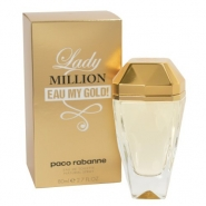 Lady Million Eau My Gold! for women زنانه