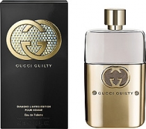 Gucci Guilty Pour Homme Diamond  مردانه