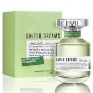 Benetton United Dreams Live Free زنانه