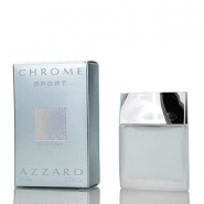 Chrome Sport azzaro Miniature  مردانه