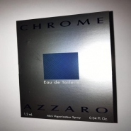 Azzaro Chrome Sample مردانه